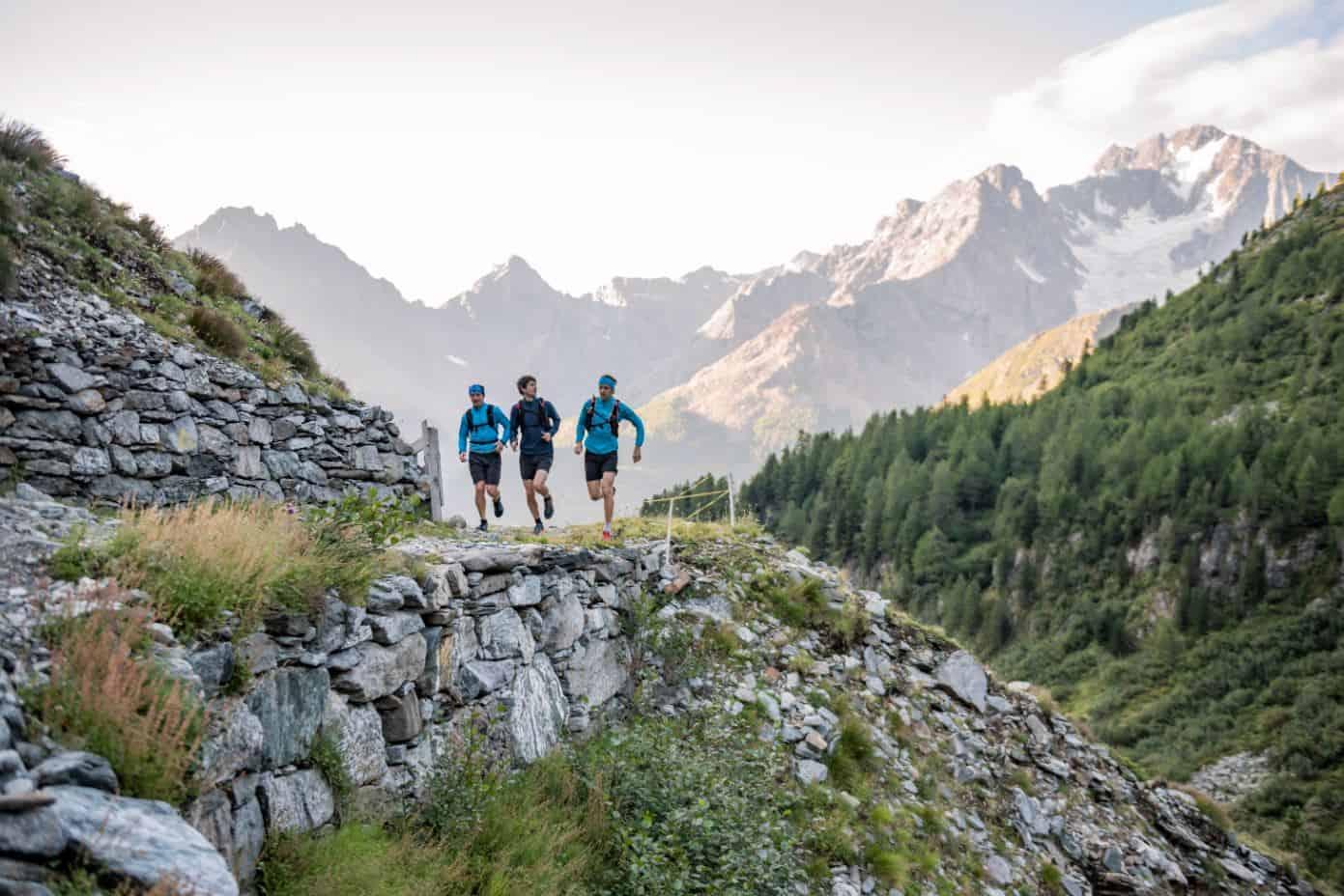 Sport im San Gian Trail