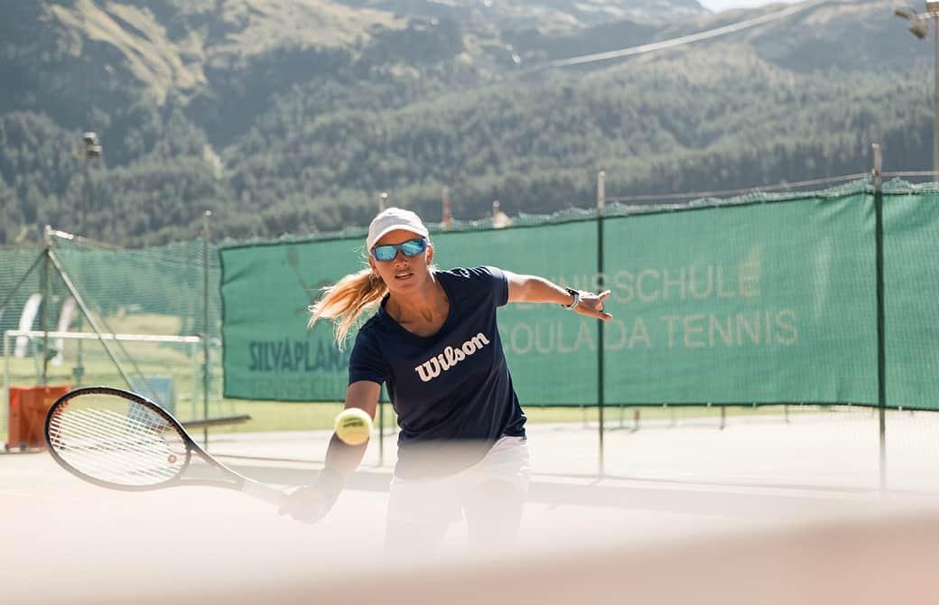 Tennis St. Moritz San Gian